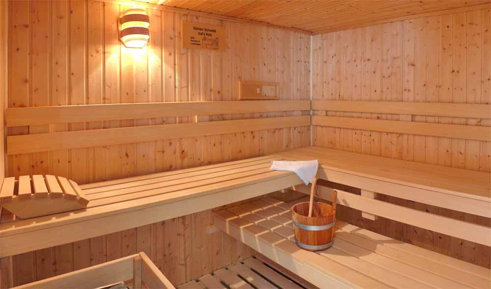 Sauna - Gesunde Wärme und Erholung