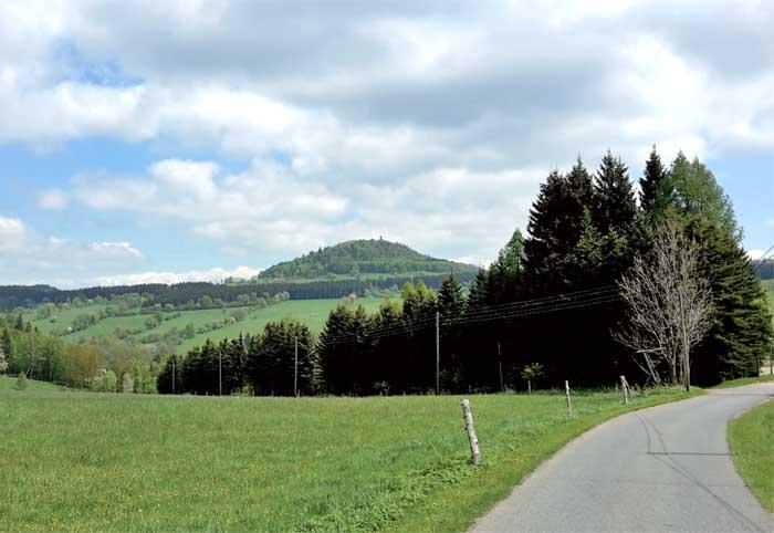Wanderung von Oberbärenburg zum Geisingberg